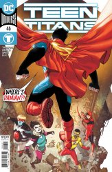 DC Comics's Teen Titans Issue # 46