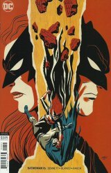 DC Comics's Batwoman Issue # 16b