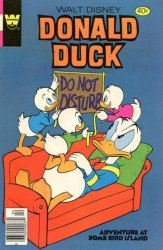 Gold Key's Donald Duck Issue # 206whitman