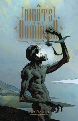 Oni Press's Night's Dominion TPB # 1