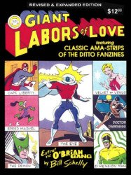 Hamster Press's Labors of Love Soft Cover # 1-2nd print