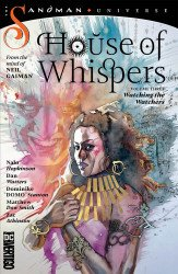 DC Black Label's House of Whispers TPB # 3