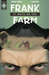 Scout Comics's Frank at Home on the Farm Issue # 1