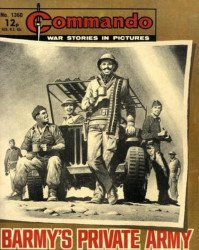 D.C. Thomson & Co.'s Commando: War Stories in Pictures Issue # 1360