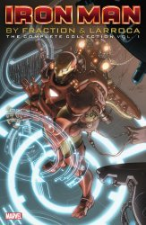 Marvel Comics's Iron Man: By Matt Fraction & Salvador Larroca - Complete Collection  TPB # 1