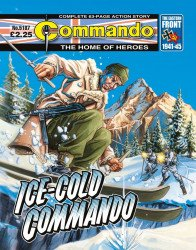 D.C. Thomson & Co.'s Commando: For Action and Adventure Issue # 5187