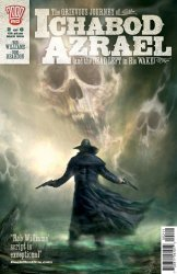 Rebellion's The Grievous Journey of Ichabod Azrael Issue # 2