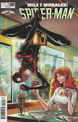 Marvel Comics's Miles Morales: Spider-Man Issue # 11b