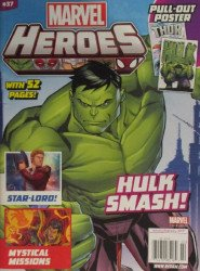 Redan's Marvel Heroes Issue # 37