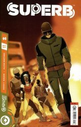 Lion Forge Comics's Catalyst Prime: Superb Issue # 14