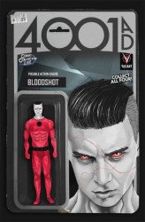 Valiant Entertainment's 4001 AD Issue # 3comiccollector