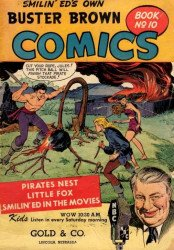 Buster Brown Shoes's Buster Brown Comics Issue # 10gold & co