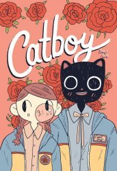 Silver Sprocket's Catboy Soft Cover # 1