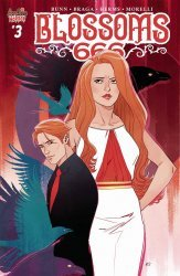 Archie Comics Group's Blossoms 666 Issue # 3b