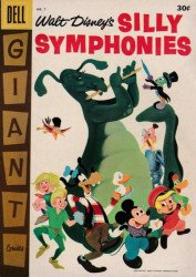 Dell Publishing Co.'s Silly Symphonies Issue # 7b