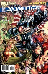 DC Comics's Justice League Issue # 5