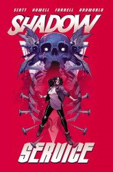 Vault Comics's Shadow Service TPB # 1