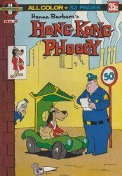 K.G. Murray Publishers's Hong Kong Phooey Issue # 4