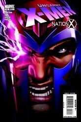 Marvel's The Uncanny X-Men Issue # 516