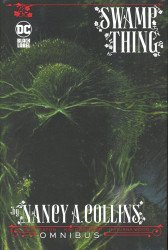 DC Black Label's Swamp Thing: By Nancy A Collins - Omnibus Hard Cover # 1