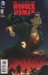 DC Comics's The Legend of Wonder Woman Issue # 6