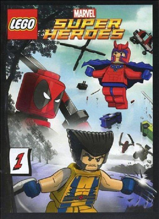 Lego Marvel Super Heroes 1 Marvel Comics