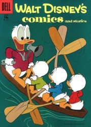 Dell Publishing Co.'s Walt Disney's Comics and Stories Issue # 213b