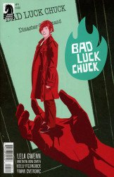 Dark Horse Comics's Bad Luck Chuck Issue # 4
