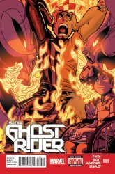 Marvel's All-New Ghost Rider Issue # 9