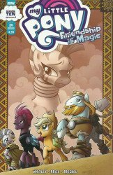 IDW Publishing's My Little Pony: Friendship is Magic Issue # 89b