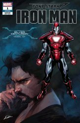 Marvel Comics's Tony Stark: Iron Man Issue # 1cc