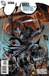 DC Comics's Batman: The Return of Bruce Wayne Issue # 3
