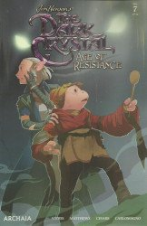 Archaia Studios Press's Jim Henson's Dark Crystal: Age of Resistance Issue # 7