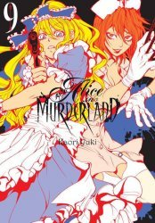 Yen Press's Alice in Murderland Hard Cover # 9