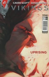 Titan Comics's Vikings: Uprising Issue # 1d