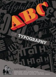 SelfMadeHero's ABC Of Typography Hard Cover # 1