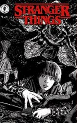 Dark Horse Comics's Stranger Things Issue # 1gamestop