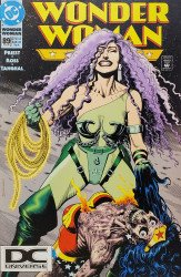 DC Comics's Wonder Woman Issue # 89b