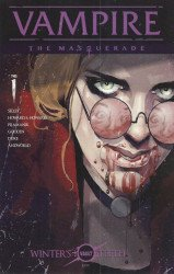 Vault Comics's Vampire: The Masquerade Issue # 1b