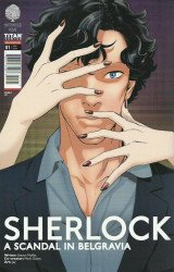 Titan Comics's Sherlock: A Scandal In Belgravia Issue # 1d