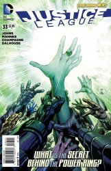 DC Comics's Justice League Issue # 33