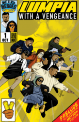 Kid Heroes Comics's Lumpia with a Vengeance Issue # 1