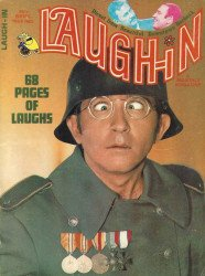 Laufer Publishing Co.'s Laugh-In Magazine Issue # 11