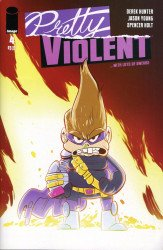 Image Comics's Pretty Violent Issue # 4