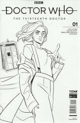 Titan Comics's Doctor Who: 13th Doctor Issue # 1l