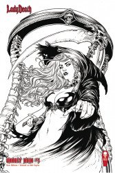Coffin Comics's Lady Death: Unholy Ruin Issue # 1m