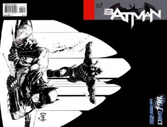 DC Comics's Batman Issue # 5c