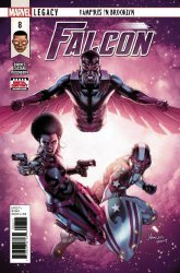 Marvel Comics's Falcon Issue # 8