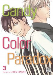 Sublime's Candy Color Paradox Soft Cover # 3