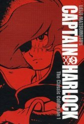 Seven Seas Entertainment's Captain Harlock Space Pirate: Classic Collection Hard Cover # 1